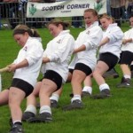 England Tug of War injuries