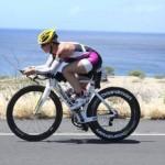 Kona Iron Man Cycle - Gill Fullen