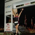 Kona Iron Man Finish - Gill Fullen