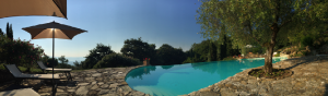 Infinity pool - Le Radici Natura & Benessere
