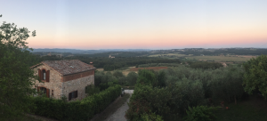 B&B near Siena