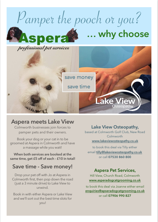 Aspera and Lake View